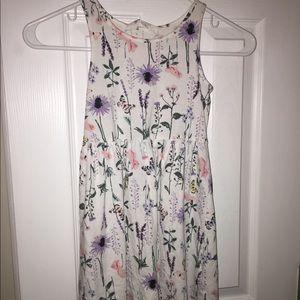 2/$10 children floral dresses